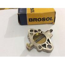 Base Carburador Kombi Fusca 1600 Alc Esq. 114378
