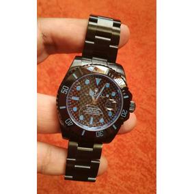 Reloj Rolex Submariner Negro/acero