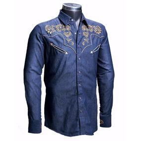 Camisa Vaquera Caballero Rafael Amaya Flynn 084ca01