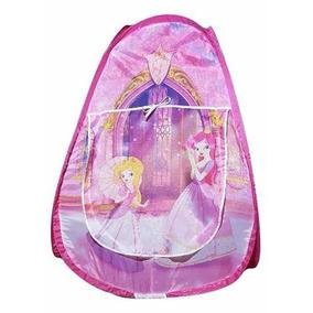 Cabana Infantil Princesas Meninas Menor Preço 001-tbp