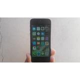 Apple Iphone 5 Preto 16gb Funcionando Icloud Desbloqueado!!
