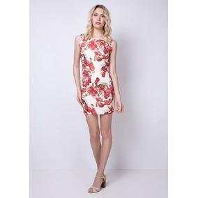 Ref 2014 - Vestido Lança Perfume Justo