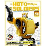 Transformers Bumblebee G1 De Mech Planet Hot Soldiers