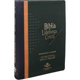 Bíblia Da Liderança Cristã / Almeida Revista E Atualizada