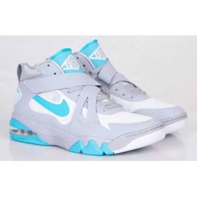 Nike Air Force Cb34 Originales Nuevos Azul 29cm Jordan Gris