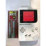 Gameboy Tabique/clásico Blanco Backlight Oferta!