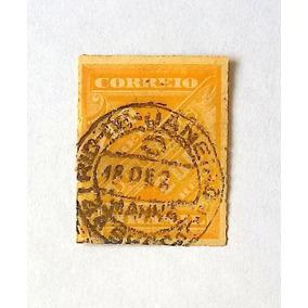 J5 Cifras Obliquas 200 Reis Jornais 1889 Rhm Us$ 10,00 Cari1
