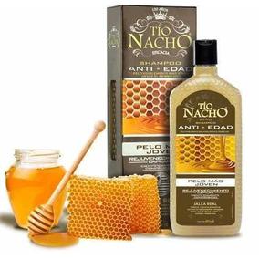 Tío Nacho Shampoo Anti-edad X 415 Ml. X 10 Frascos.
