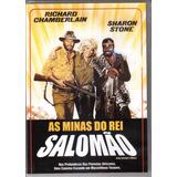 Dvd As Minas Do Rei Salomão (1985) Sharon Stone