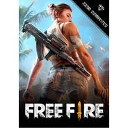 Free Fire 2230 Diamantes + 10% Bônus - Recarga Via Id