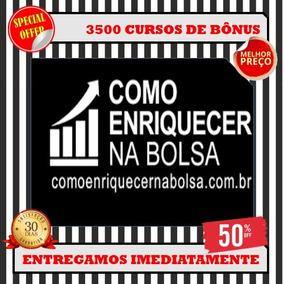 Como Enriquecer Na Bolsa De Valores- Marcelo Veiga+ 3500 Bôn