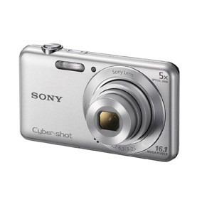 Câmera Sony 16.1mp Zoom Óptico 5x Dsc-w710 Filma Hd 720p