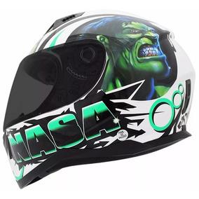 Capacete Nasa Sh-881 Beast (hulk) Tam 60 772148