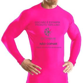 Camisa Térmica Segunda Pele Extreme Frio Moderado 08 Cores