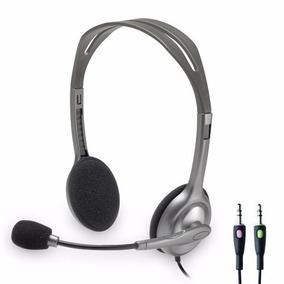 Auricular Logitech H110 C/mic Vincha