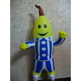 Bananas En Pijamas , Muñeco Inflable Con Chifle Gran Tamaño