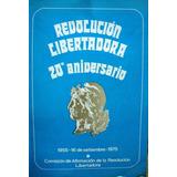 Revolucion Libertadora 20° Aniversario.