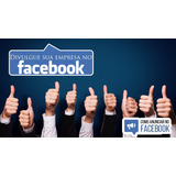 1 Mês De Publicidade No Facebook
