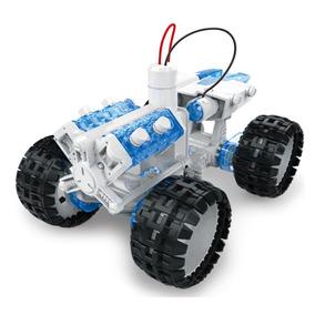 Kit Montagem Veículo Espacial Subotech Movido Água Salgada
