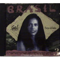 Cd Colección Brasil - Noticias - Nº 3 - Gal Costa