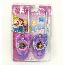 Walkie Talkie Handies Princesas Mejor Precio!!