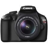 Canon Eos Rebel T3 Cámara Digital Slr 12.2 Mp Con Ef-s 1...