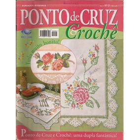 Revista Ponto De Cruz E Crochê