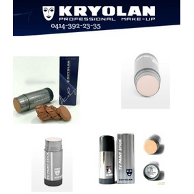 Tv Paint Stick Kryolan ( Made In Germany)