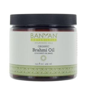 Brahmi Oleo - Base Oleo De Coco - 429 Ml - Cabelos - Organic
