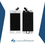 Pantalla Mica Tactil Iphone 5s Negra Original Tiend