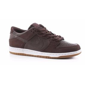 Zapatillas Nike Sb Mod Dunk Low Marrón!!! Importadas!!!