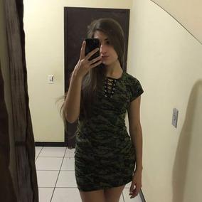 Vestido Camuflado Batalhão