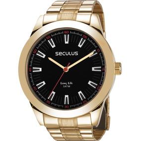 001b21c1141 Relogios Masculino Seculus - Relógio Seculus Masculino no Mercado ...