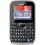 Celular Motorola Motokey Ex116,nacional,wifi,câmera