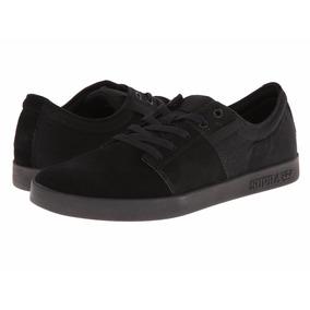 Zapatillas Supra Modelo Stacks Ii Black Black