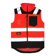 Chaleco Rojo Ejecutivo Supervisor Bk820
