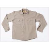 Camisa De Trabajo Gaucho -del 48 Al 56 - Fac A Y B
