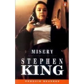 Misery - Penguin Readers 6 Stephen King Robin Waterfield
