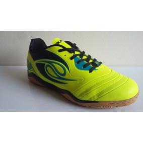Dalponte Amarillos Negro Tenis Brasileños Futbol Sala Micro
