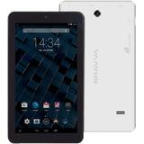 Tablet Bravva Bv Quad 7 Bv Quad Br Branco Wi-fi, Android 5.0