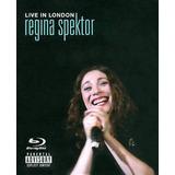 Blu Ray - Regina Spektor - Live In London + Cd