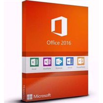 Office Professional Plus 2016 Licencia Original 1pc
