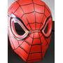 Mascara Con Luz De Spiderman - Hombre Araña - Envios!!!