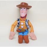 Vaquero Woody, Toy Story 40 Cm Sin Sonido Ni Movimientos