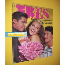 Thalia Revista Eres 1990 Salma Hayek ***