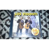 Cd - Los Visconti - 16 Grandes Exitos - Difusion