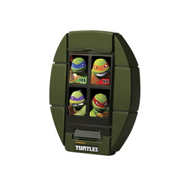 Brinquedo Comunicador Turtle-com Tartarugas Ninja Multikids