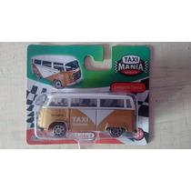 Taxi Mania Mexico Camioneta Tijuana Coleccion 4