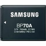 Bateria Samsung Bp70a Original Es65 Es70 St60 Es80 Mv800