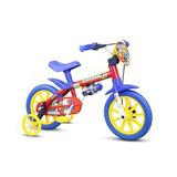 Bicicletinha Bicicleta Infantil Aro 12 Masculina Modelos